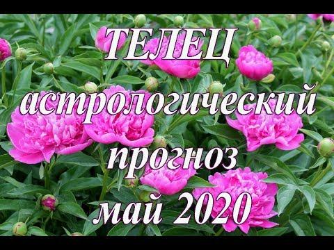 Телец -  астрологический прогноз на май 2020