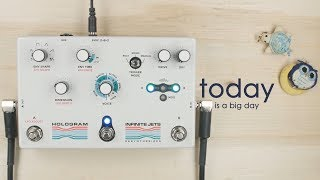 The neverending pedal. 0:41 - Overview 1:51 - Controls 5:38 - Modul...