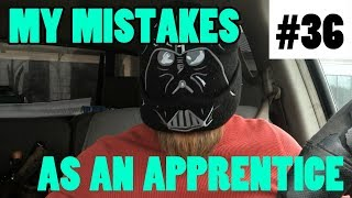 Episode 36 - Mistakes I Made As An Apprentice Electrician