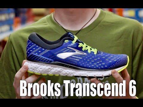brooks transcend 6