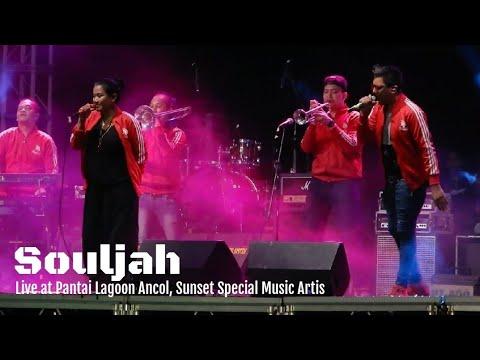 Souljah - Tak Selalu | At Pantai Lagoon Ancol 2018
