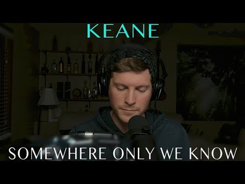 Keane - Somewhere Only We Know (Cover by Dustin Hatzenbuhler)