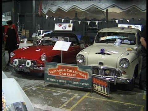 Rochdale Vintage Collectors Car Club Manchester Classic Car
