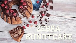 Zebra bundt cake [BA Recipes]
