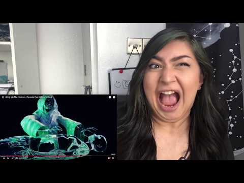 REACTING TO BRING ME THE HORIZON - PARASITE EVE (Official Music Video) // YESSS!!