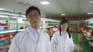 AAA Tablet PC Factory Tour