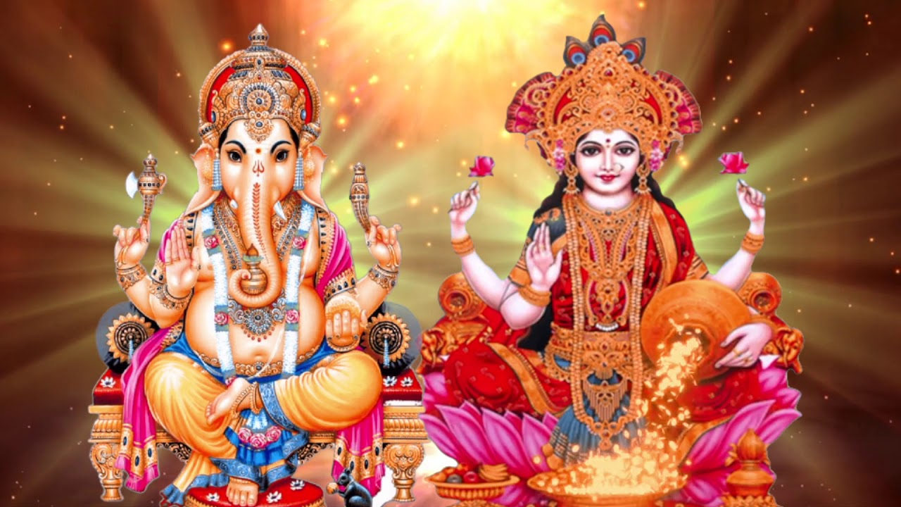 laxmi ganeshaya mantra | ॐ श्री लक्ष्मी गणेशा मंत्र | धनवान बनाये ,अवश्य  सुने
