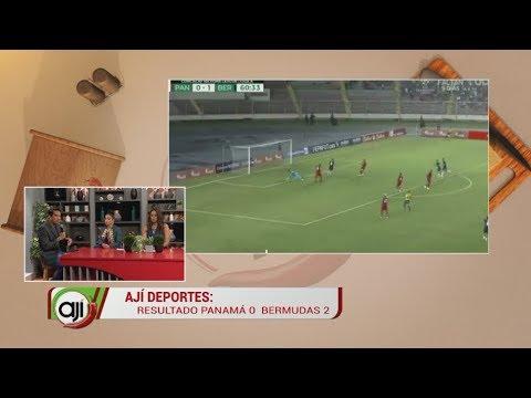 Ají deporte: Resultados de Panamá vs. Bermudas