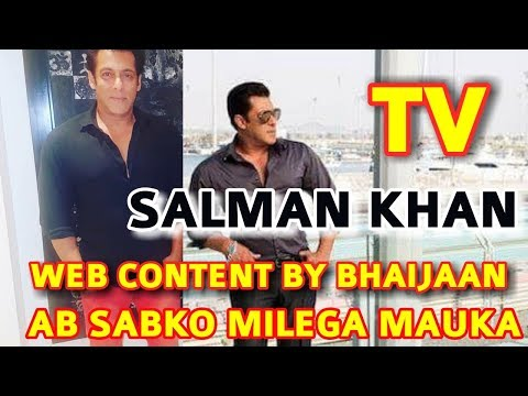 SALMAN KHAN TV | WEB CONTENT , VIDEO STREAMING , SHOWS | HIDDEN TALENT HERE'S YOUR CHANCE
