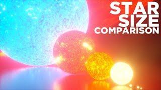地球は?太陽は?宇宙の星の大きさを3Dで比較した面白映像