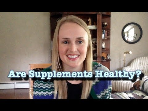 What Vitamins Should I Take? by a Dietitian // Are Supplements Healthy?