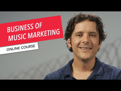 Business of Music Marketing Course Overview | Music Business Education | Berklee Online | Mike King