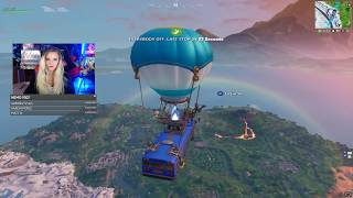 Trying stretch res lol | Fortnite Controller on Pc