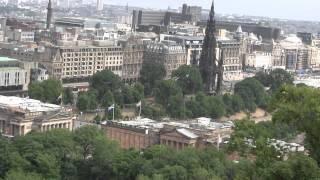 Эдинбург. Замок и королевская яхта.(12-минутный визит в Эдинбургский замок и на яхту Ее Величества., 2014-01-12T12:03:07.000Z)