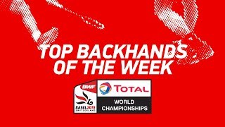 Top Backhands of the Week | TOTAL BWF World Championships 2019 | BWF 2019