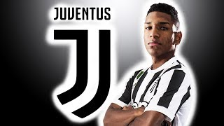 CHRISTIAN MAKOUN - Welcome to JUVENTUS ● 4K