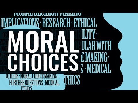 The Right Stuff: How Do We Make Moral Choices? - Professor Gwen Adshead