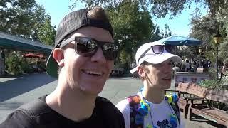 Disneyland Pixar Fest 2018 Vlog: Extra Magic Hours at Disneyland in the Morning