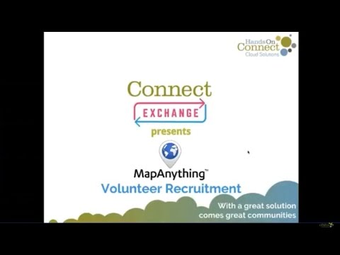 HandsOn Connect: Connect Exchange with  Map Anything