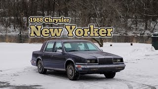 Regular Car Reviews: 1988 Chrysler New Yorker