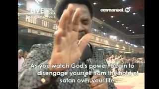 Prayer for Emmanuel TV Viewers TB Joshua