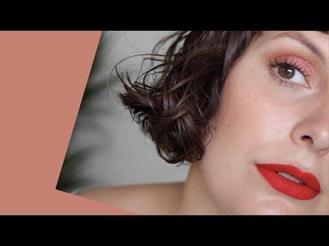 Date Night Makeup Using Violette Fr x Estée Lauder Poppy Sauvage