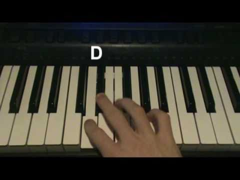 How To Play Mad World On Piano Youtube