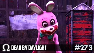 BIG PLAYS on tнis FUNNY BUNNY! ☠️ | Dead by Daylight (DBD) Hillbilly Update / Bunny Legion