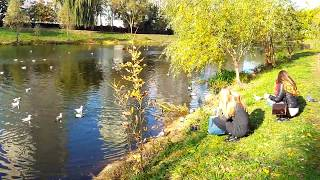 Парк победы киев октябрь