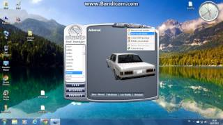 GTA San Andreas Modifiyeli Dacia Yaması Yapımı