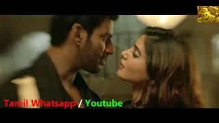 Irumbuthirai Azhagae Song II Samantha II Vishal II Love Whatsapp status