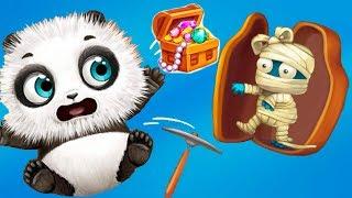 Fun Animal Care Games - Panda Lu and Friends Virtual Pet Care