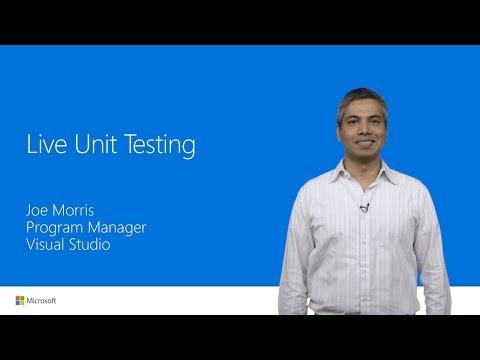 Live Unit Testing in Visual Studio2017