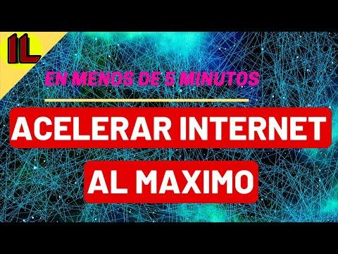⚡ Como【Acelerar Internet 🚀 Al Máximo】2020 En Windows 10 [ Sin Programas ]✅