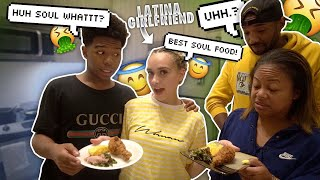 Gambar cover MY MEXICAN GIRLFRIEND TRIES TO COOK SOUL FOOD! *surprised*