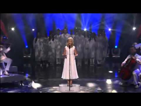 Jackie Evancho - Ave Maria - America's Got Talent Final