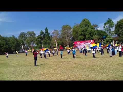 Drum Band PDBI VS Gema Marching band Bhotorono