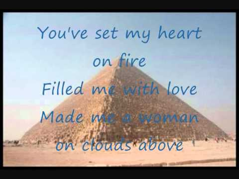 Celine Dion - I'm Alive - With Lyrics