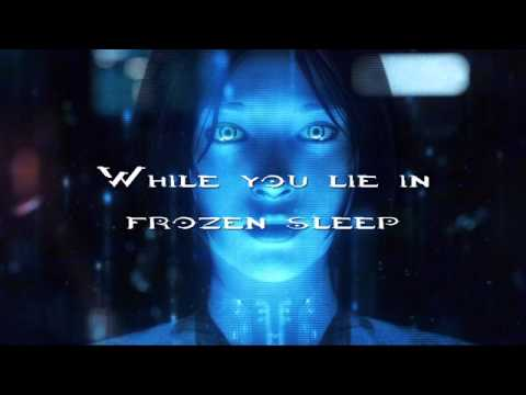 Frozen Sleep - Malukah - Lyrics ( Halo 4 theme's cover version )