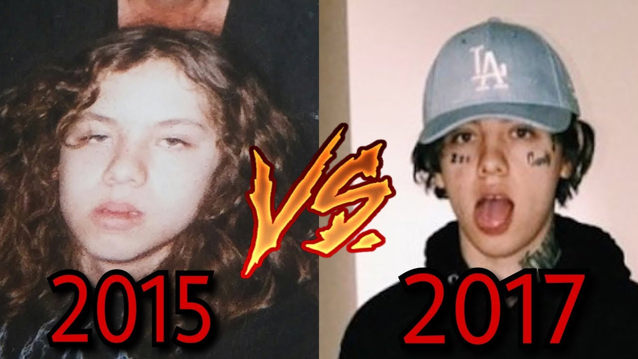 Lil Xan With Out Tattos: The Evolution Of Lil Xan [2015-2017]