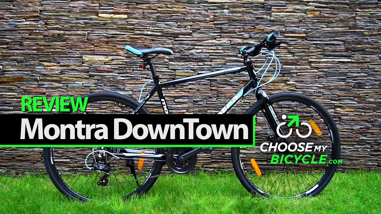 Montra Downtown 2017 Choosemybicycle Expert Review