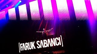 FARUK SABANCI - BBB TOUR İSTANBUL @DROPS ONLY / VOLKSWAGEN ARENA 2018