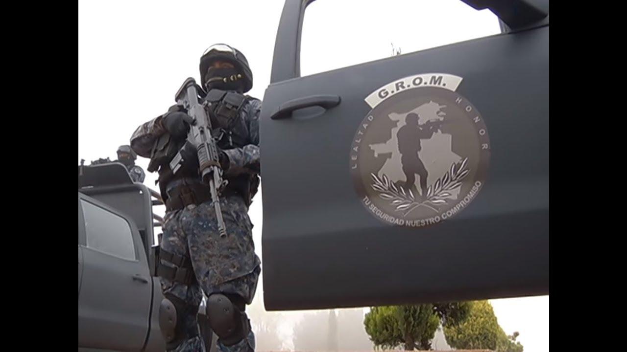 G.R.O.M.S de Saltillo Coahuila | 2018 - YouTube