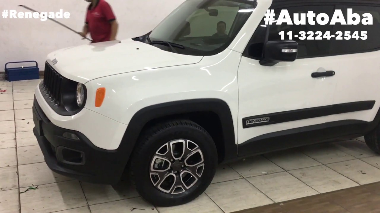 Jeep Renegade Pcd Acessorios Instalados Na Auto Aba Youtube