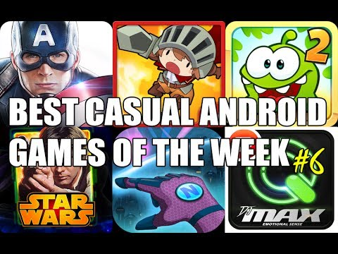Best New Free Casual Android Games of the Week #6