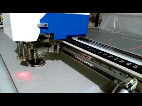 high cutting speed setting for the interlock fabric