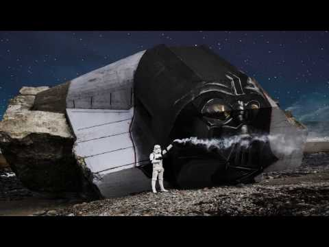 CHERBOURG FAIT LE MUR - Le côté obscur de la Force (Star Wars)