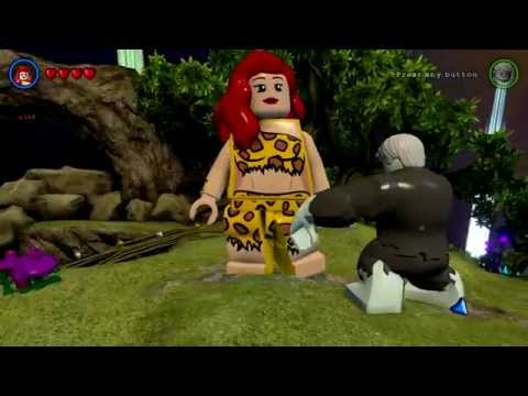 LEGO Batman 3: Beyond Gotham - Giganta Gameplay and Unlock Location