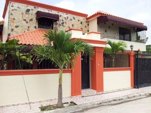Casa De Venta En Santo Domingo Este Republica Dominicana Se 293