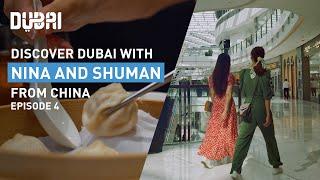 Chasing sunsets in Dubai with Nina and Shuman: Episode 4 | Visit Dubai